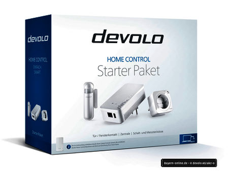 Smart Home-System devolo Home Control
